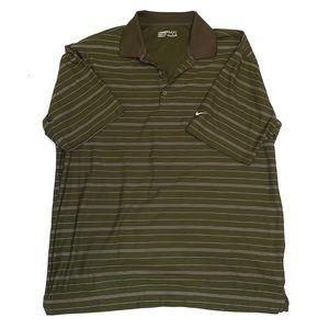 Men Nike Golf Collar Shirt